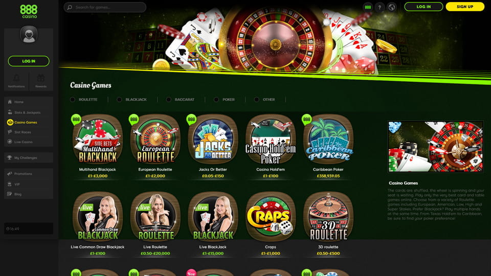 888 casino browser интернет казино г хабаровск