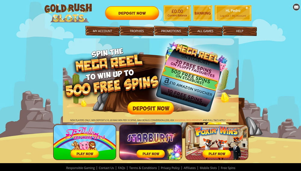 Gold Rush Slots Scam Or Not Our 2020 Review From Scams Info