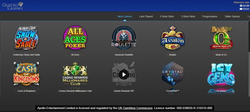 Quattro Casino