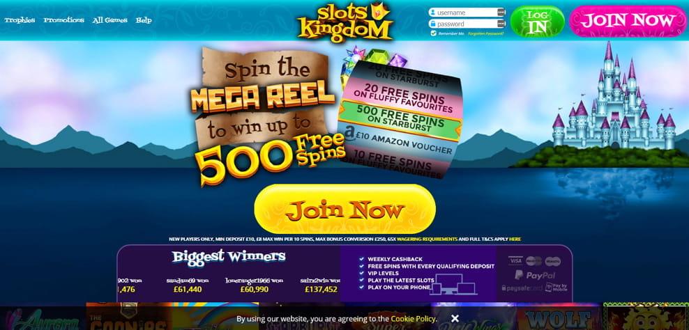 Slots Kingdom