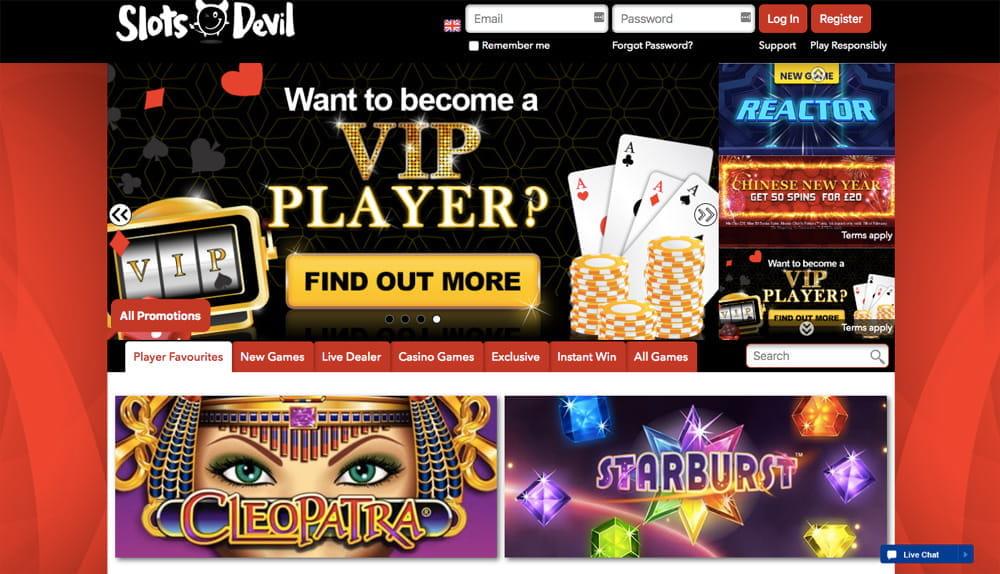 Slots Devil Casino