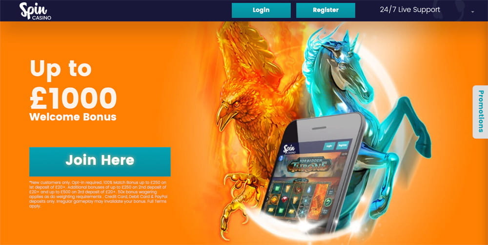 Online casino for india