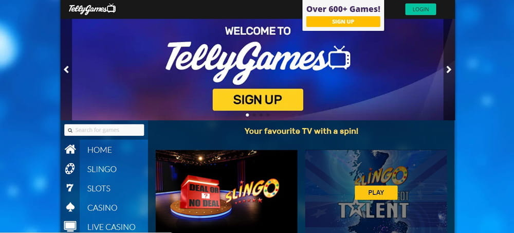 Tellygames