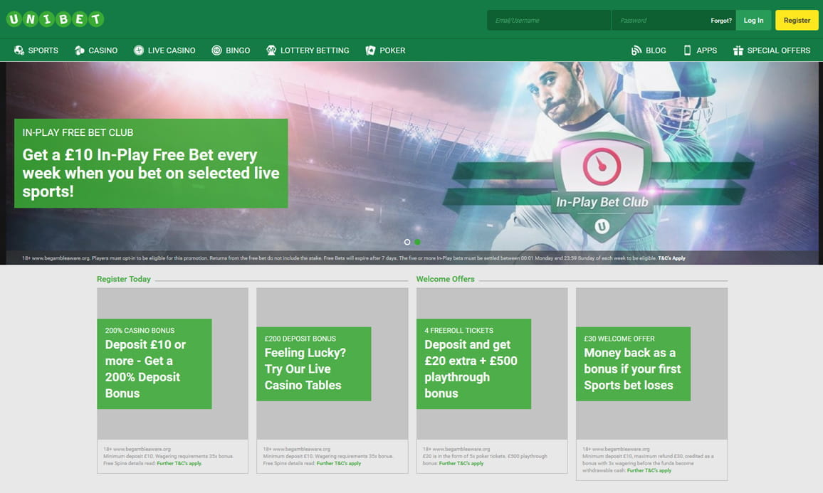 Unibet Scam or not? +++ Our Review 2019 from Scams info