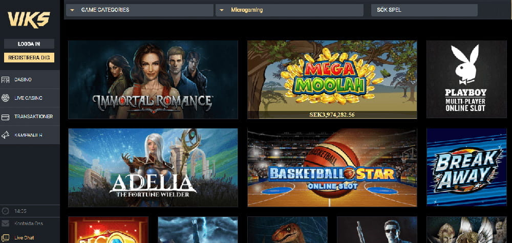 Viks Online-Casino