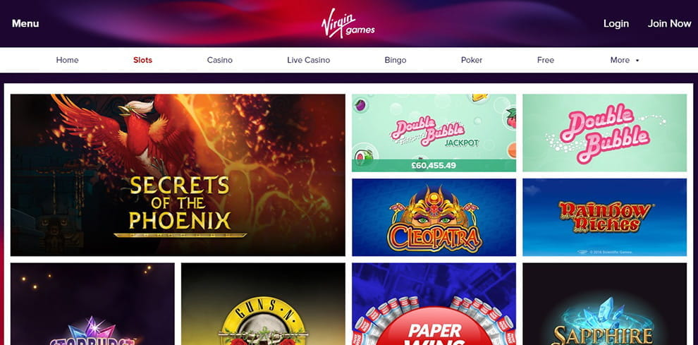 Virgin Games Scam or not? +++ Our Review 2019 from Scams info