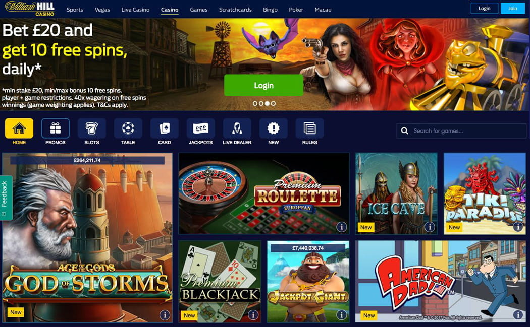 William Hill Scam or not? +++ Our Review 2019 from Scams info