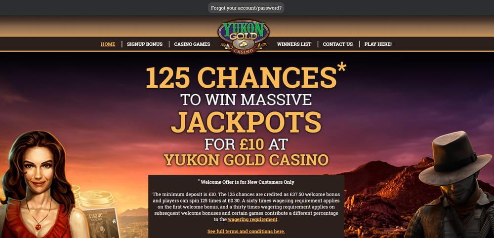 Is yukon gold online casino legitimate