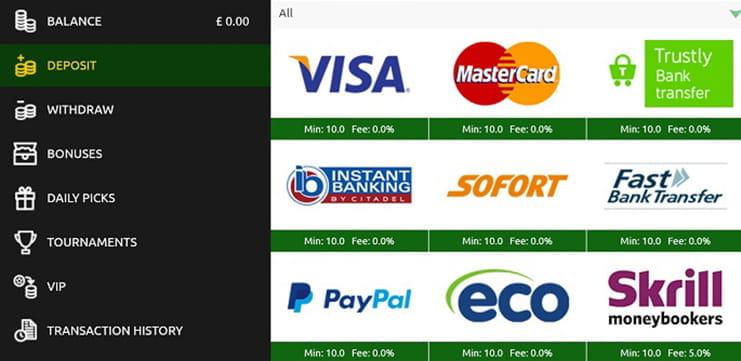 Trustly Bank Transfer
