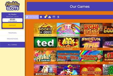 Slots Free Games Aladdin