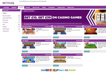 top game online casino list