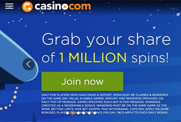 casino com rating