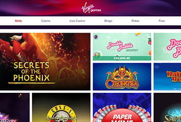 Virgina Games